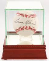 Harmon Killebrew Signed OL Baseball with High-Quality Display Case (PSA COA) at PristineAuction.com