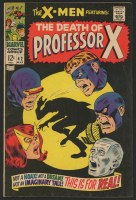 "1968 ""Uncanny X-Men"" Issue #42 Marvel Comic Book at PristineAuction.com"