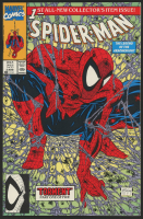 "1990 ""Spider-Man"" Issue #1 Marvel Comic Book at PristineAuction.com"