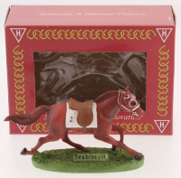 Hartland Commemorative Seabiscuit Horse Figure at PristineAuction.com