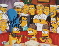 """Guy Fieri Signed """"The Simpsons"""" 8x10 Photo Inscribed """"Keep Cookin"""" (Beckett COA) at PristineAuction.com"""