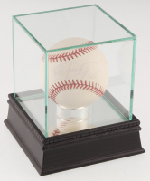 Kirby Puckett Signed OAL Baseball with High Quality Display Case (PSA COA) at PristineAuction.com