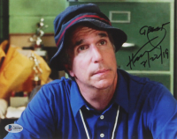 "Henry Winkler Signed ""The Waterboy"" 8x10 Photo Inscribed ""Great"" & ""7 / 22 / 19"" (Beckett COA) at PristineAuction.com"
