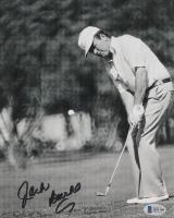 Jack Burke Jr. Signed 8x10 Photo (Beckett COA) at PristineAuction.com