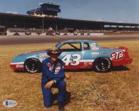 Richard Petty Signed NASCAR 8x10 Photo (Beckett COA) at PristineAuction.com