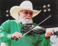 """Charlie Daniels Signed """"The Charlie Daniels Band"""" 8x10 Photo (Beckett COA) at PristineAuction.com"""