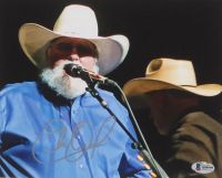 Charlie Daniels Signed 8x10 Photo (Beckett COA) at PristineAuction.com