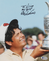 """Lee Trevino Signed 8x10 Photo Inscribed """"My Best"""" (Beckett COA) at PristineAuction.com"""