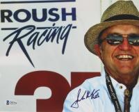Jack Roush Signed NASCAR 8x10 Photo (Beckett COA) at PristineAuction.com
