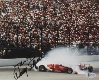 "Danny Sullivan Signed IndyCar 8x10 Photo Inscribed ""Thanks"" (Beckett COA) at PristineAuction.com"