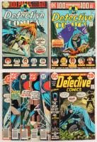 "Lot of (8) 1973-1980 ""Batman"" DC Comic Books at PristineAuction.com"