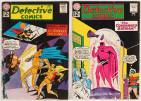 "Lot of (2) 1962 ""Batman"" DC Comic Books with Issue #301 & #302 at PristineAuction.com"