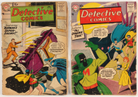 "Lot of (2) 1957 ""Batman"" DC Comic Books at PristineAuction.com"