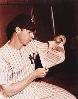 Joe DiMaggio Signed LE New York Yankees 16x20 Photo (PSA LOA) at PristineAuction.com