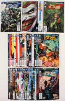 "Lot of (35) 2011 ""Batman"" 2nd Series DC Comic Books at PristineAuction.com"