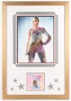 "Taylor Swift Signed 20x29 Custom Framed ""Lover"" Album Photo Display (JSA COA) at PristineAuction.com"