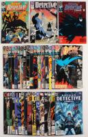 "Lot of (36) 1989-2008 ""Batman"" 1st Series DC Comic Books at PristineAuction.com"