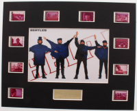 """The Beatles: Help!"" LE 8x10 Custom Matted Original Film / Movie Cell Display at PristineAuction.com"