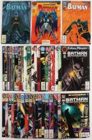 "Lot of (41) 1993-1998 ""Batman"" 1st Series DC Comic Books at PristineAuction.com"