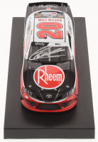 Christopher Bell Signed NASCAR #20 Rheem 2019 Supra - 1:24 Premium Action Diecast Car (PA COA) at PristineAuction.com