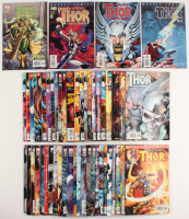 """Lot of (51) 1998-2004 """"The Mighty Thor"""" 2nd Series DC Comic Books at PristineAuction.com"""