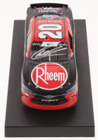 Christopher Bell Signed NASCAR #20 Rheem 2018 Camry - Kentucky Win - 1:24 Premium Action Diecast Car (PA COA) at PristineAuction.com