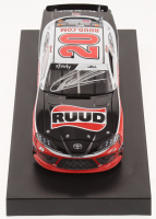 Christopher Bell Signed NASCAR #20 RUUD 2019 Supra - 1:24 Premium Action Diecast Car (PA COA) at PristineAuction.com