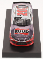 Christopher Bell Signed NASCAR #20 RUUD 2019 Supra - Color Chrome - 1:24 Premium Action Diecast Car (PA COA) at PristineAuction.com
