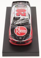 Christopher Bell Signed NASCAR #20 Rheem 2019 Supra - Atlanta Win - 1:24 Premium Action Diecast Car (PA COA) at PristineAuction.com