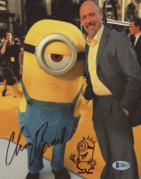 "Chris Renaud Signed ""Despicable Me"" 8x10 Photo with Sketch (Beckett COA) at PristineAuction.com"