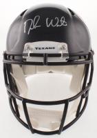 Deshaun Watson Signed Houston Texans Full-Size Authentic On-Field Speed Helmet (Beckett COA) at PristineAuction.com