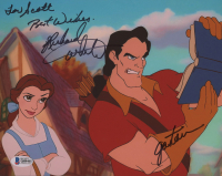 "Richard White Signed ""Beauty and the Beast"" 8x10 Photo Inscribed ""Best Wishes"" & ""Gaston"" (Beckett COA) at PristineAuction.com"