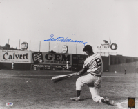 Ted Williams Signed Boston Red Sox 16x20 Photo (PSA LOA & Williams Hologram) at PristineAuction.com