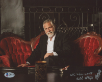 "Jonathan Goldsmith Signed ""Dos Equis"" 8x10 Photo Inscribed ""All The Best All Ways"" (Beckett COA) at PristineAuction.com"