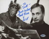 "Paul Fusco Signed ""ALF"" 8x10 Photo Inscribed ""Best Wishes"" & ""ALF"" (Beckett COA) at PristineAuction.com"