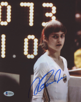 Nadia Comaneci Signed Team Romania 8x10 Photo (Beckett COA) at PristineAuction.com