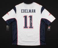 Julian Edelman Signed New England Patriots Jersey (Beckett COA) at PristineAuction.com