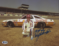 Cale Yarborough Signed 8x10 Photo (Beckett COA) at PristineAuction.com