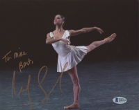 """Misty Copeland Signed 8x10 Photo Inscribed """"Best,"""" (Beckett COA) at PristineAuction.com"""
