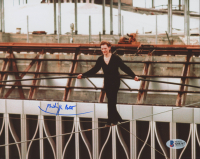 Philippe Petit Signed 8x10 Photo (Beckett COA) at PristineAuction.com