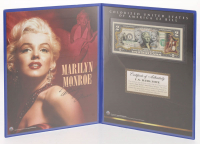 Marilyn Monroe Colorized $2 Commemorative Bank Note at PristineAuction.com