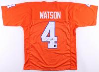 Deshaun Watson Signed Jersey (JSA COA & Watson Hologram) at PristineAuction.com