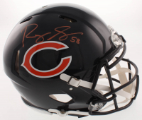 Roquan Smith Signed Bears Full-Size Authentic On-Field Speed Helmet (Beckett COA) at PristineAuction.com