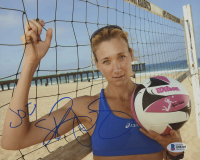 Kerri Walsh Jennings Signed 8x10 Photo (Beckett COA) at PristineAuction.com