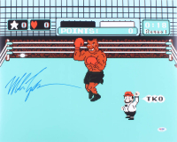 "Mike Tyson Signed ""Punch-Out!!"" 16x20 Photo (PSA COA) at PristineAuction.com"