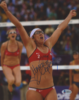 Misty May-Treanor Signed Team USA 8x10 Photo (Beckett COA) at PristineAuction.com