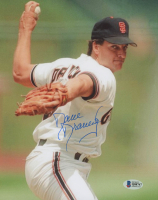 Dave Dravecky Signed San Francisco Giants 8x10 Photo (Beckett COA) at PristineAuction.com