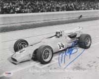 A. J. Foyt Signed 1967 Indianapolis 500 8x10 Photo (PSA COA) at PristineAuction.com