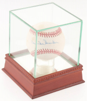 Duke Snider Signed ONL Baseball with High Quality Display Case (PSA COA) at PristineAuction.com