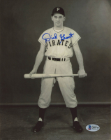 Dick Groat Signed Pittsburgh Pirates 8x10 Photo (Beckett COA) at PristineAuction.com